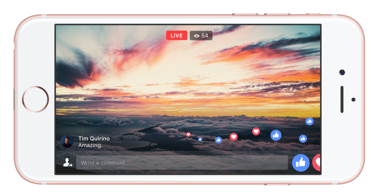 Facebook Announces New Options for Live - Both for Viewers and Broadcasters | Social Media Today