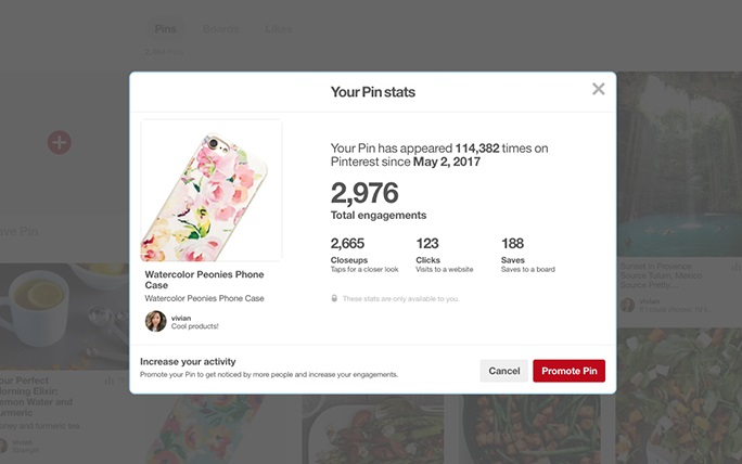 Pinterest Introduces New Pin-Level Stats to Help Maximize Pins | Social Media Today