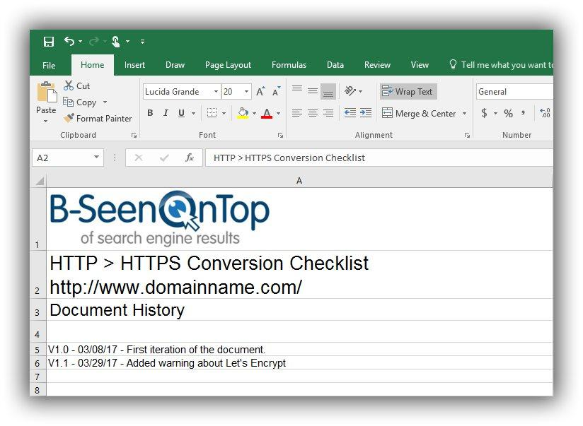 How to Convert Your Website from HTTP to HTTPS - a Step-by-Step Guide | Social Media Today