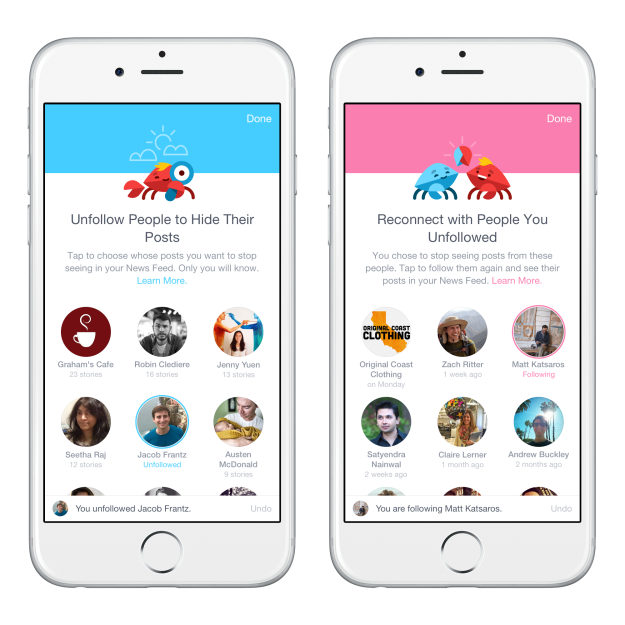 Facebook Updates News Feed Controls, Gives Users More Say in What Content They See | Social Media Today