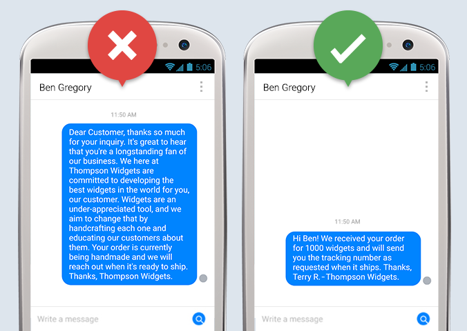 Facebook Releases Guide to Maximizing New Page Messaging Features   Social Media Today