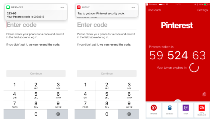 Pinterest Adds Two-Factor Authentication for an Important Layer of Extra Security | Social Media Today