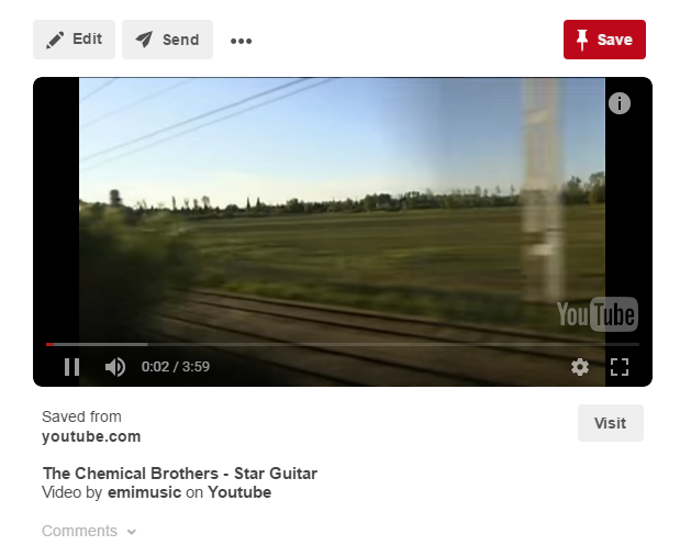 Pinterest Native Video Coming Soon - Here's a First Look | Social Media Today