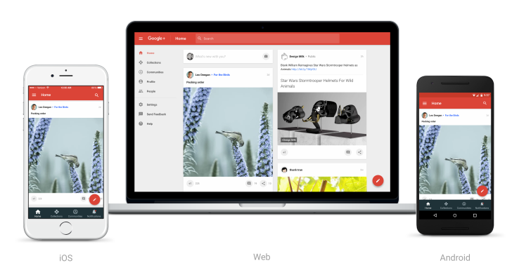 Google Unveils the All New Google+ | Social Media Today