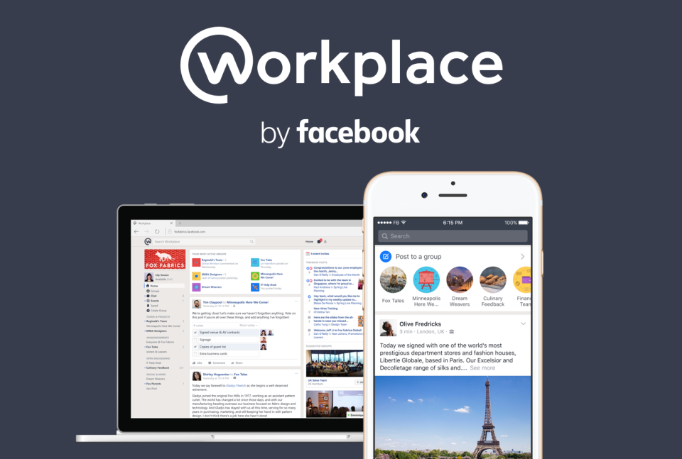 Facebook Announces Free Version of Facebook Workplace | Social Media Today
