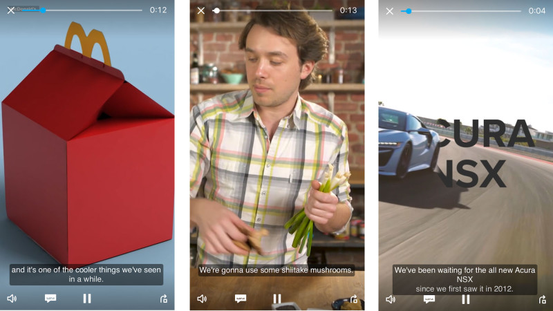 Snapchat Adds Closed Captions to Discover Video Content | Social Media Today