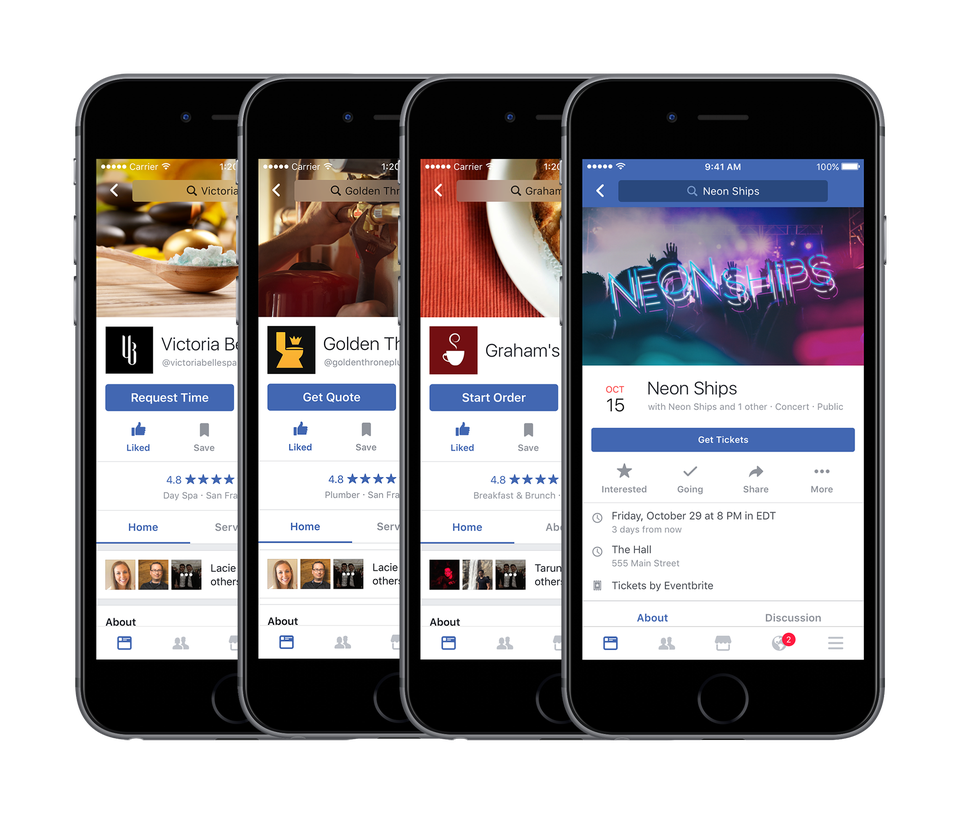 Facebook Adds New Tools to Amplify Word-of-Mouth Recommendations, Boost Response | Social Media Today