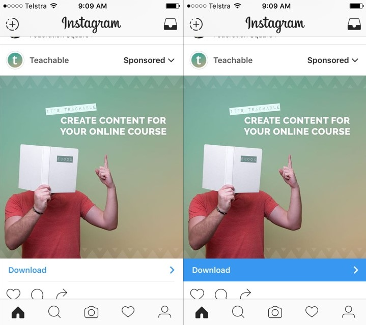 Instagram Upgrades Call to Action Buttons, Adds New Video Ad Tool | Social Media Today