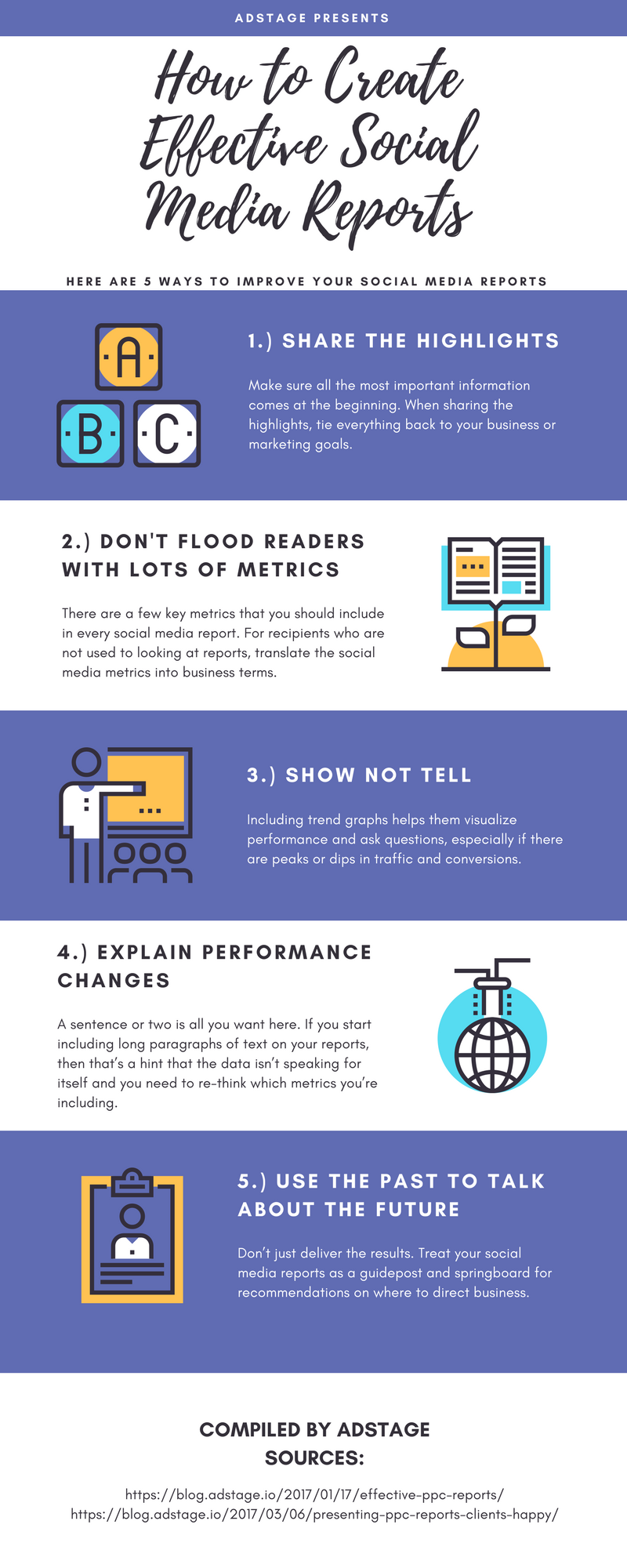 How to Create Effective Social Media Reports [Infographic] | Social Media Today