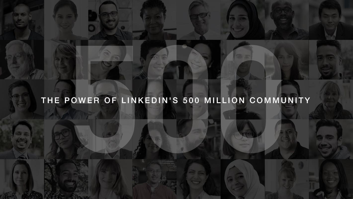 LinkedIn Reaches 500 Million Members, Adds 'Matched Audiences' Ad Retargeting | Social Media Today