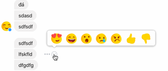 Facebook is Adding a Dislike Button to Messenger. Kind of. | Social Media Today