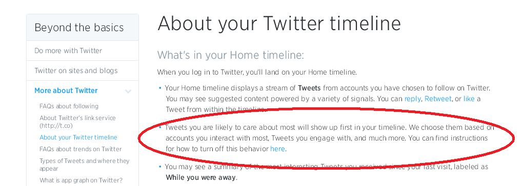 Twitter's Algorithm Timeline Switches to Opt-Out, Coming to All Users | Social Media Today