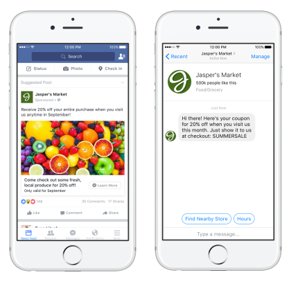 Facebook Updates Messenger Platform with New features, Including In-Stream Payments | Social Media Today