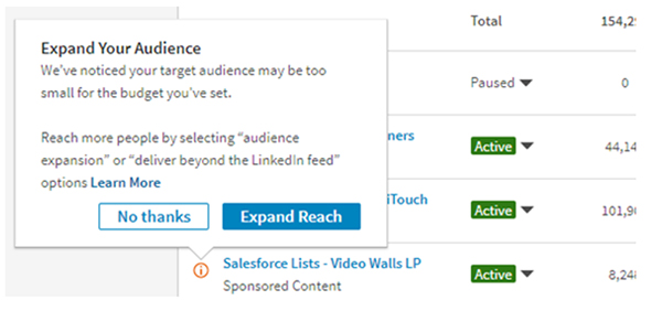 LinkedIn Adds New Data Tools to Help Advertisers Maximize their on-Platform Efforts | Social Media Today