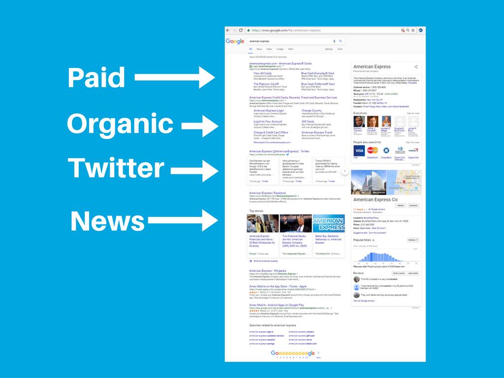Google Tweaks Desktop SERP, Boosting Visibility of Twitter and News Listings | Social Media Today