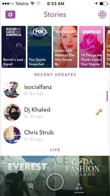 Snapchat Revamps Discover to Boost Readership | Social Media Today