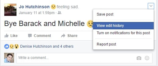 Facebook's Changing the Way Post Edits are Displayed | Social Media Today