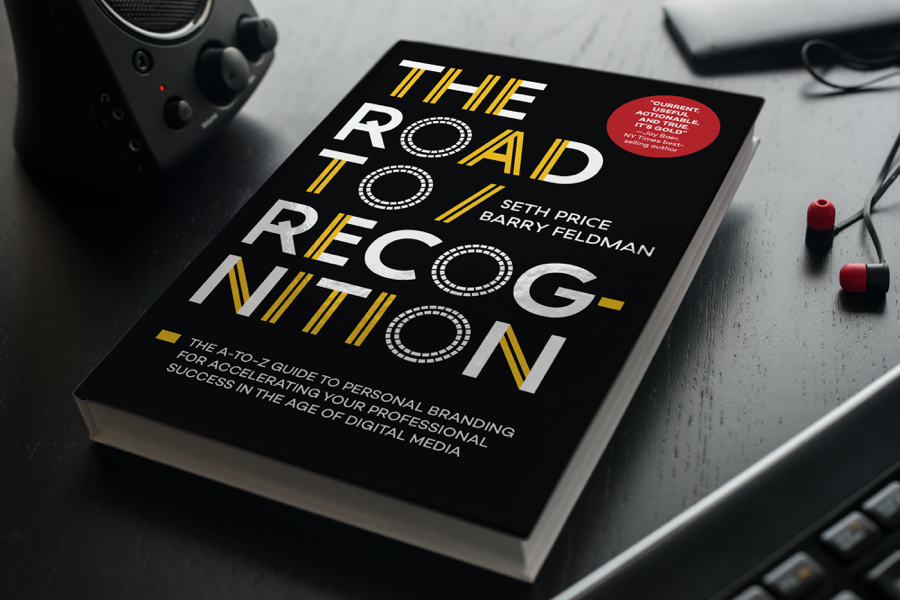 The Road to Recognition is now available in hard cover and Kindle on Amazon.