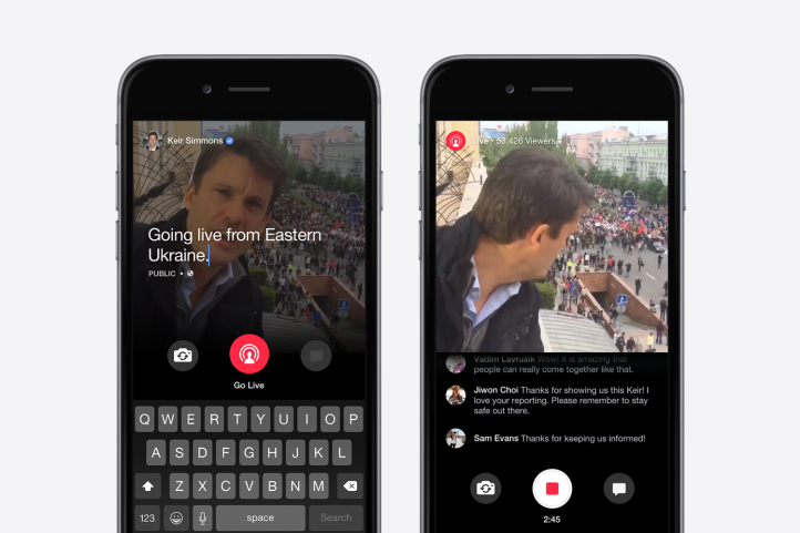 Facebook Expands Access to Mentions and Live-Streaming | Social Media Today