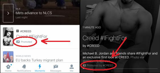 Twitter's Bringing 'Sponsored Stories' to Their New Moments Platform | Social Media Today