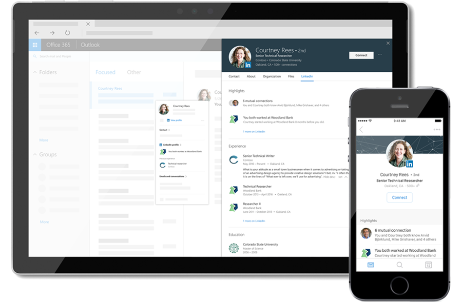 Microsoft Details New LinkedIn Integrations, the First Steps in Combining their Systems | Social Media Today
