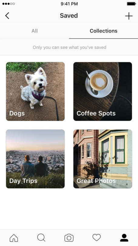 Instagram Adds Collections to Help Organize Ideas on the Platform | Social Media Today