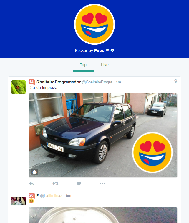 Twitter Adds New Promoted Stickers Option for Brands | Social Media Today