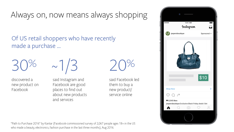 Facebook Releases New Report on Mobile Shopping Trends and Expectations | Social Media Today
