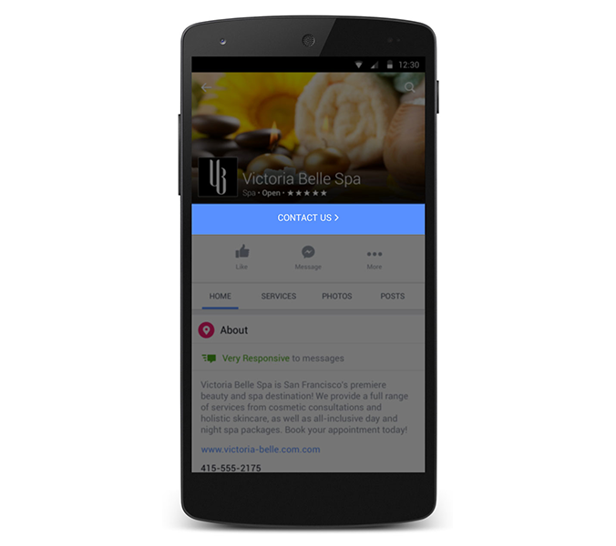 Facebook Makes Pages More Mobile-Friendly, Adds New Display Options | Social Media Today