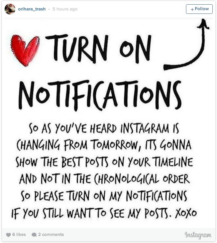 Here's Why Turning Instagram Notifications On Might Not be a Good Idea | Social Media Today