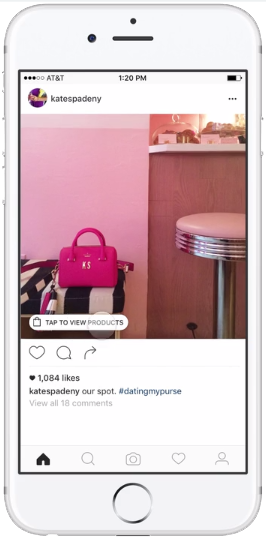 Shoppable Tags Bring Instagram a Step Closer to E-Commerce | Social Media Today