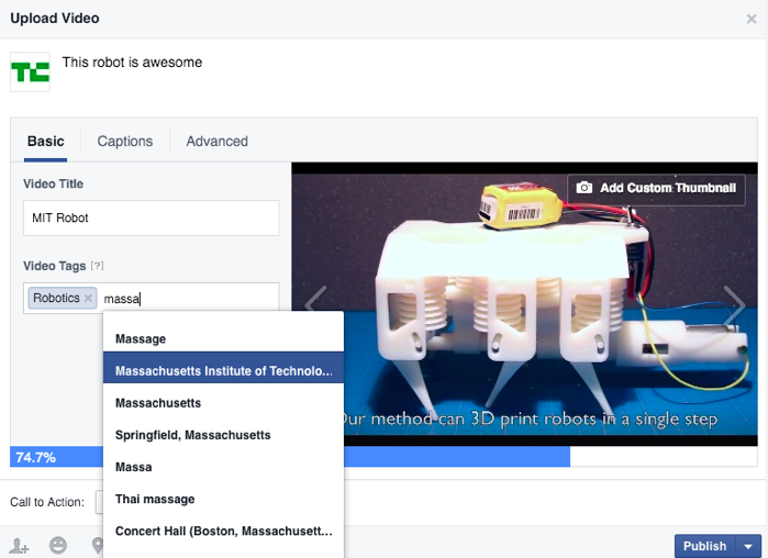 Facebook Adds New Features to Highlight Video Content | Social Media Today