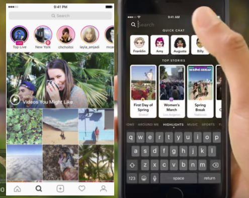 Snapchat or Instagram Stories: Which is Better for Your Business?   Social Media Today