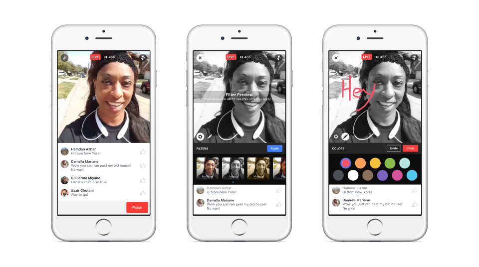 Facebook Testing New Features to Combat the Rising Threat of Snapchat | Social Media Today