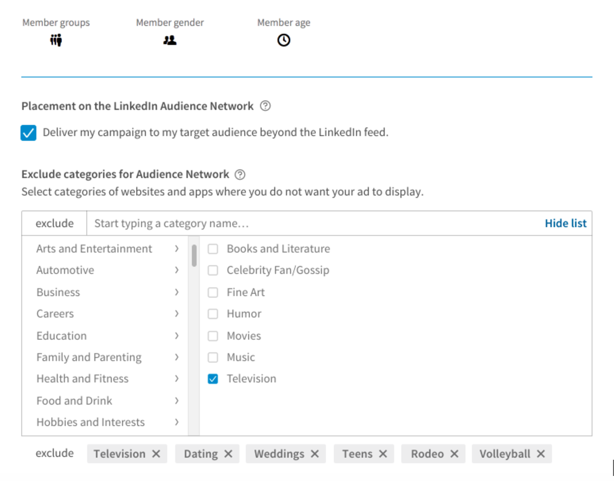 LinkedIn Launches 'Audience Network' to Expand the Reach of LinkedIn Ads | Social Media Today