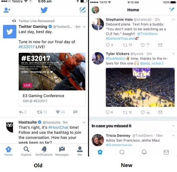 Twitter's Given their Apps a Major Overhaul - Here's What's Been Updated | Social Media Today