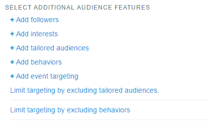 5 Ways to Use Audience Targeting to Improve Your Twitter Ads | Social Media Today