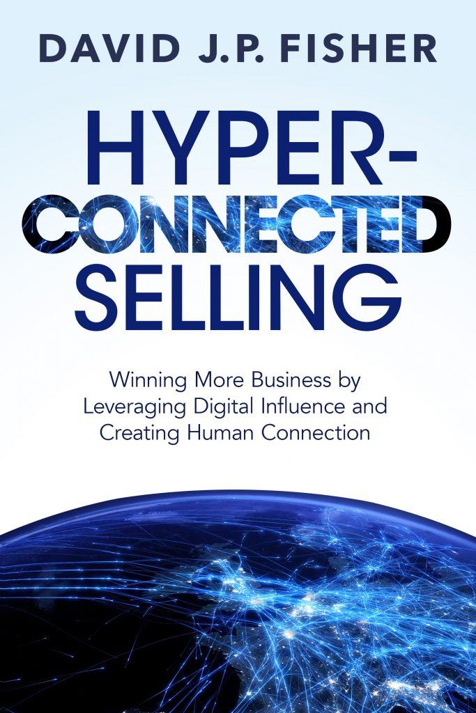Be a Sales Sherpa via Hyper-Connected Selling