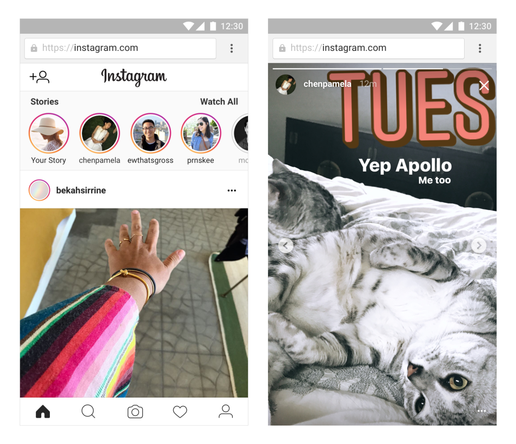 Instagram Stories are Coming to Desktop, Expanding Stories' Reach | Social Media Today