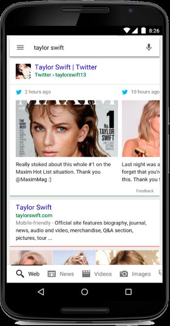 Tweets Coming to Google Search via Desktop - Who Cares? You do | Social Media Today