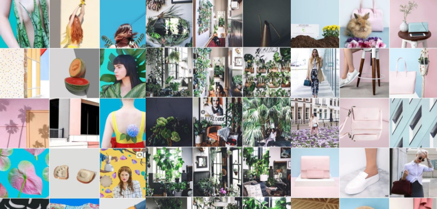 Instagram's Testing a New, 4-Wide Layout, Which Could Cause a Presentation Re-Think for Marketers | Social Media Today