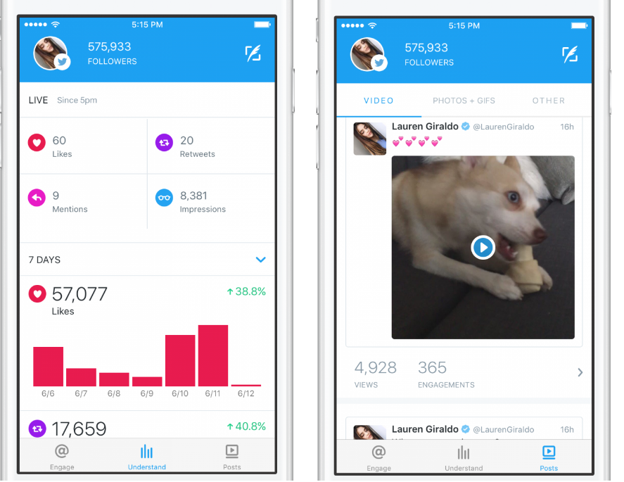 Twitter Announces Longer Videos, Longer Vines, New Analytics and Video 'Watch Mode' | Social Media Today