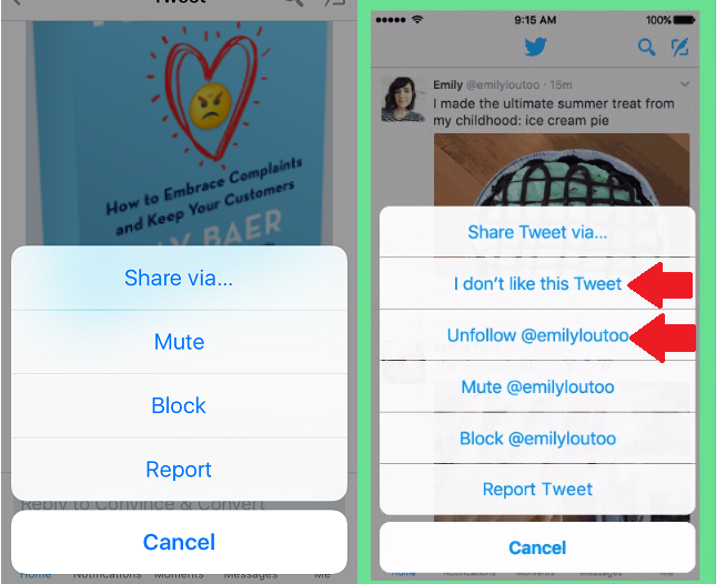 Twitter Introduces New Tweet Response Option to Better Understand User Preferences | Social Media Today