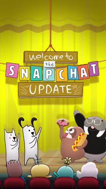 Snapchat Unveils Major Messaging Update - Stickers, Video, Audio Clips and More | Social Media Today