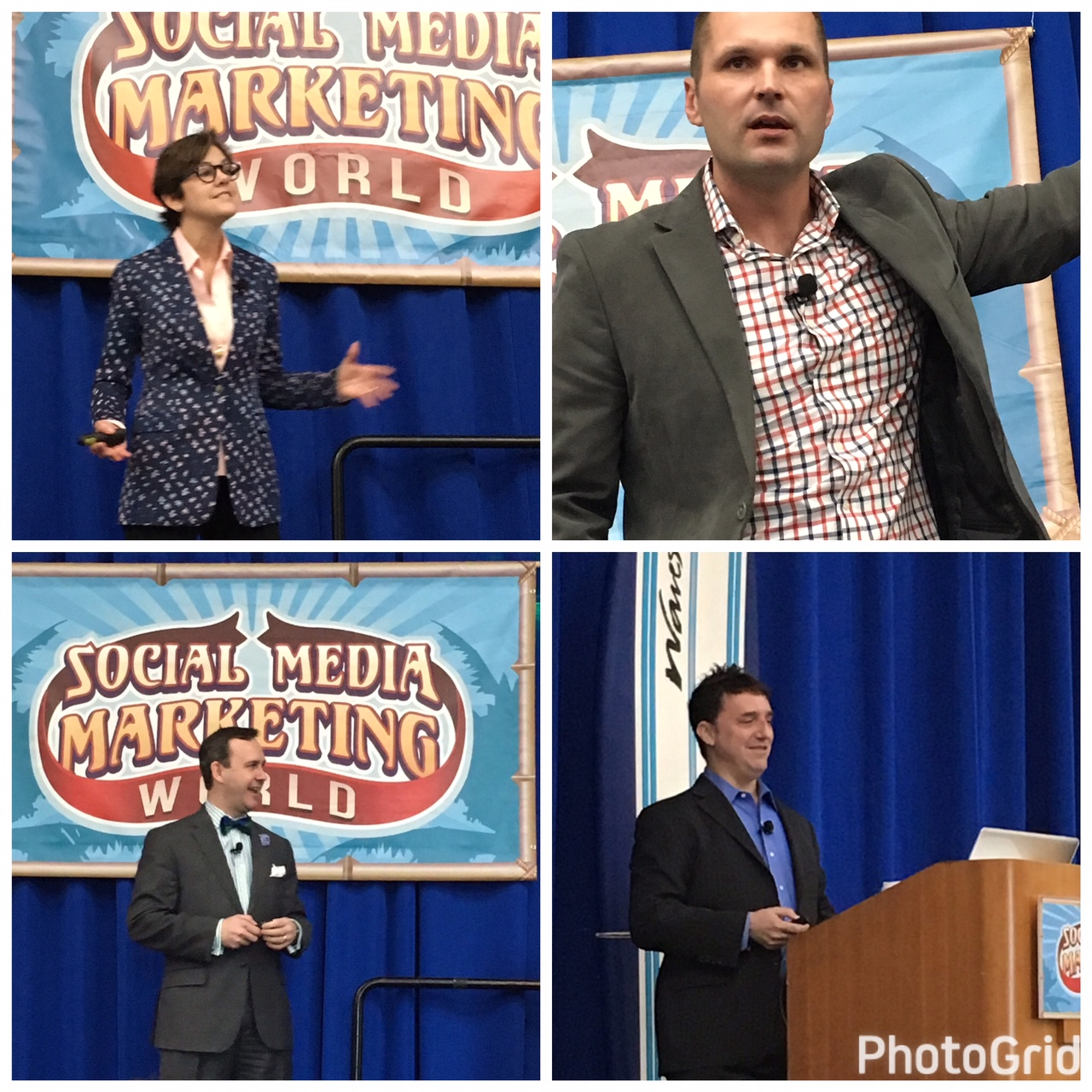8 Things I Learned About Marketing from Social Media Marketing World   Social Media Today