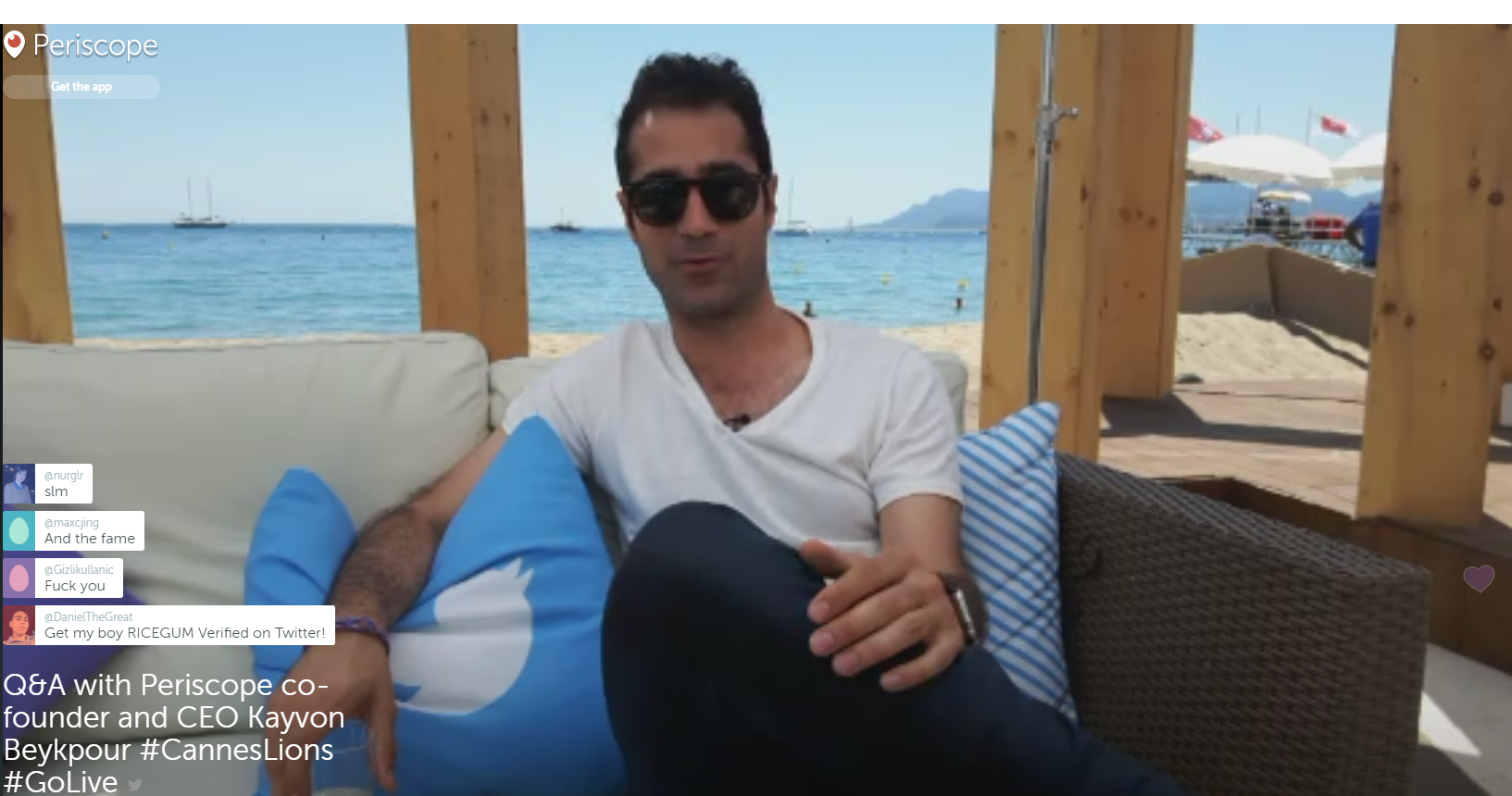 Periscope CEO Kayvon Beykpour Discusses Politics, Best Practices and the Future of Live-Streaming | Social Media Today