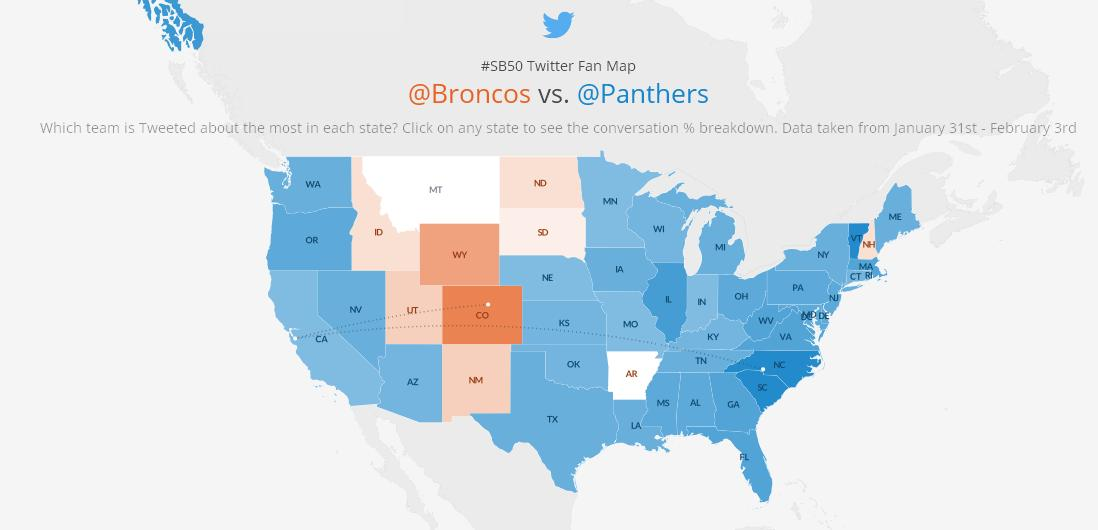Social Media and #SB50: How Brands Can Tap into Super Bowl-Related Discussion on Each Platform | Social Media Today