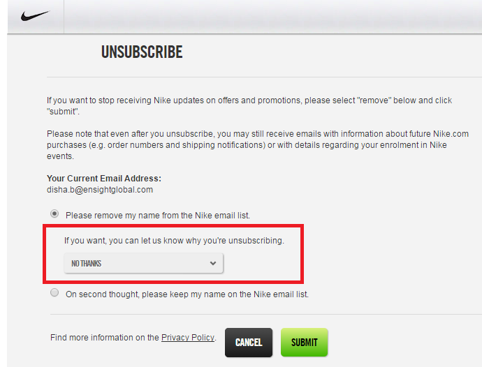 Email Unsubscribes: What You can Decipher from Your Unsubscribe Data | Social Media Today