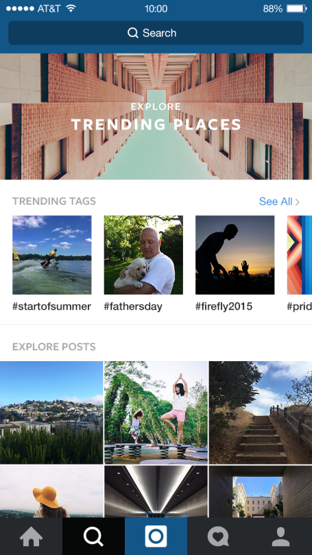 Instagram Announces Major Search Upgrade - A Challenge to Twitter's Real-Time Coverage? | Social Media Today