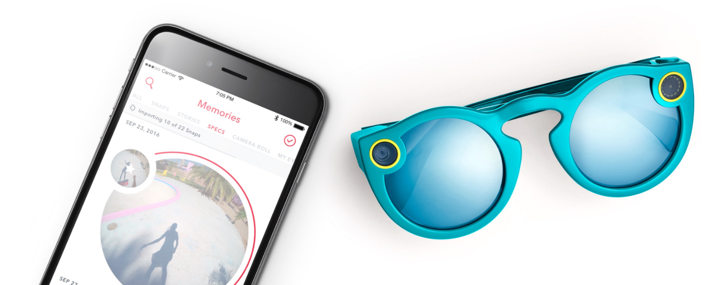 "Snapchat Launches Spectacles, Re-Brands as ""Snap Inc."" 